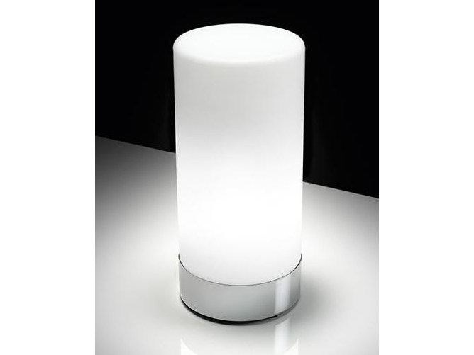 Glass table lamp CILINDRO | Table lamp - Ailati Lights