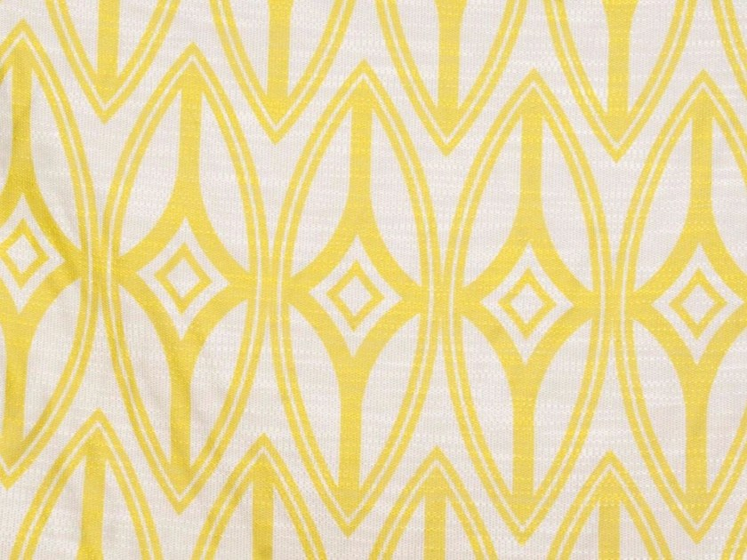 Upholstery fabric with graphic pattern CIPRES - Gancedo