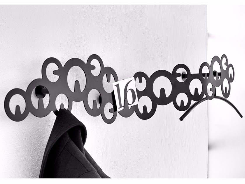Wall-mounted coat rack CIRCUIT - Schönbuch