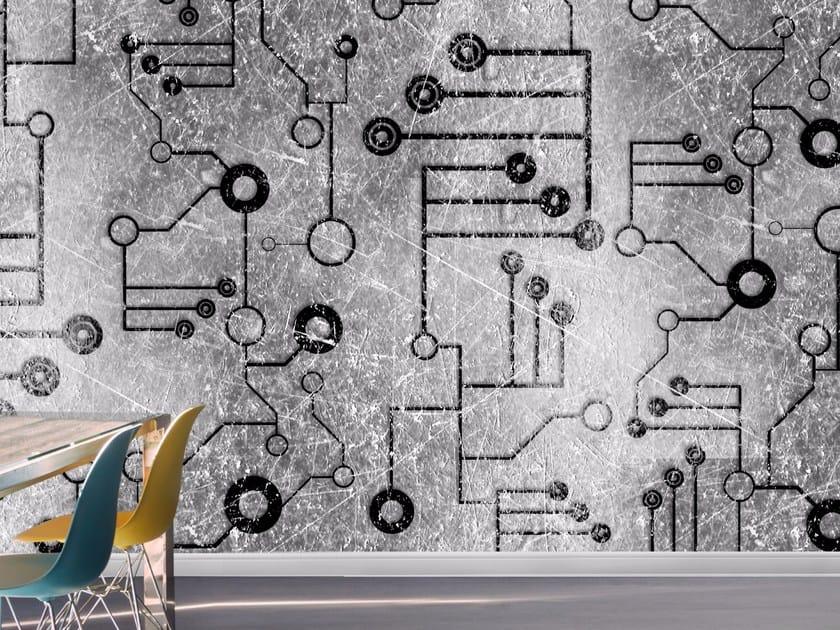 Wallpaper CIRCUIT - Wallpepper