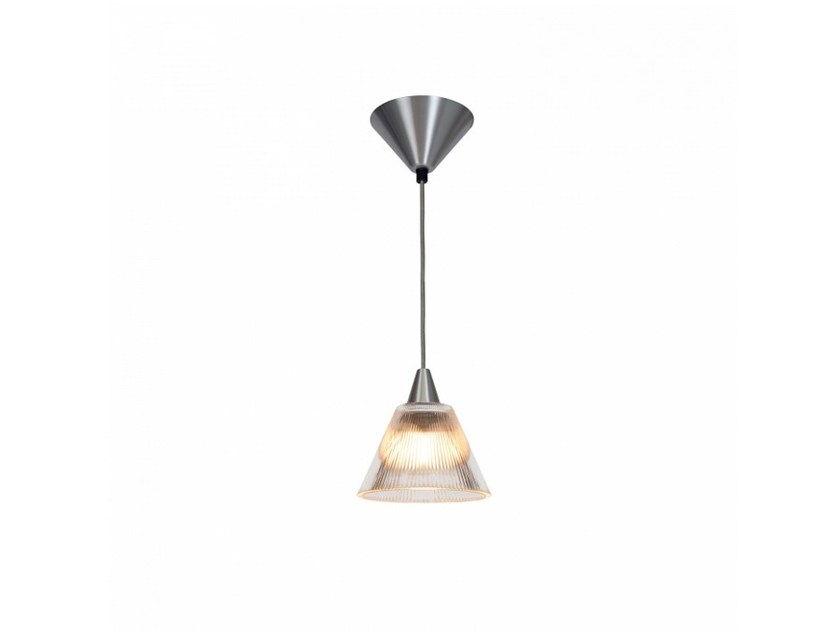 Glass pendant lamp with dimmer CIRCUS | Pendant lamp - Original BTC