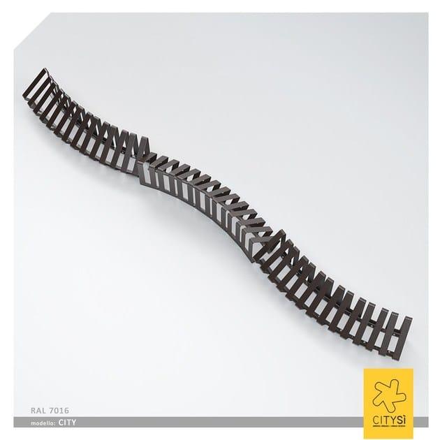 Portabici in metallo CITY | Portabici - CITYSì