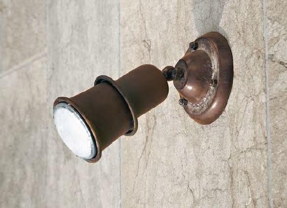 Brass wall light CIVETTA | Brass wall light - Aldo Bernardi