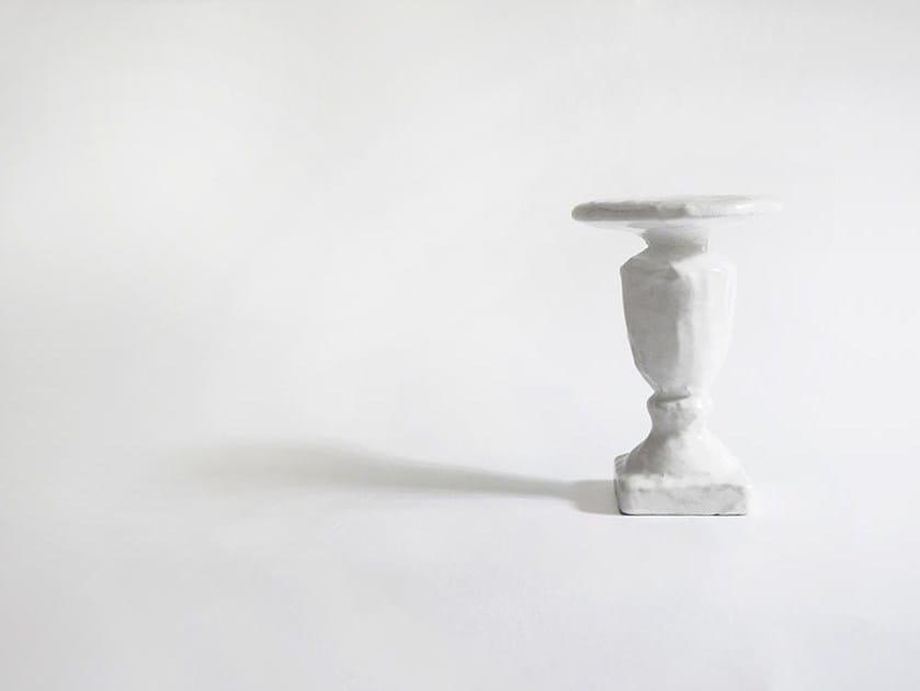 Ceramic stand CLASS S by N.O.W.  Edizioni