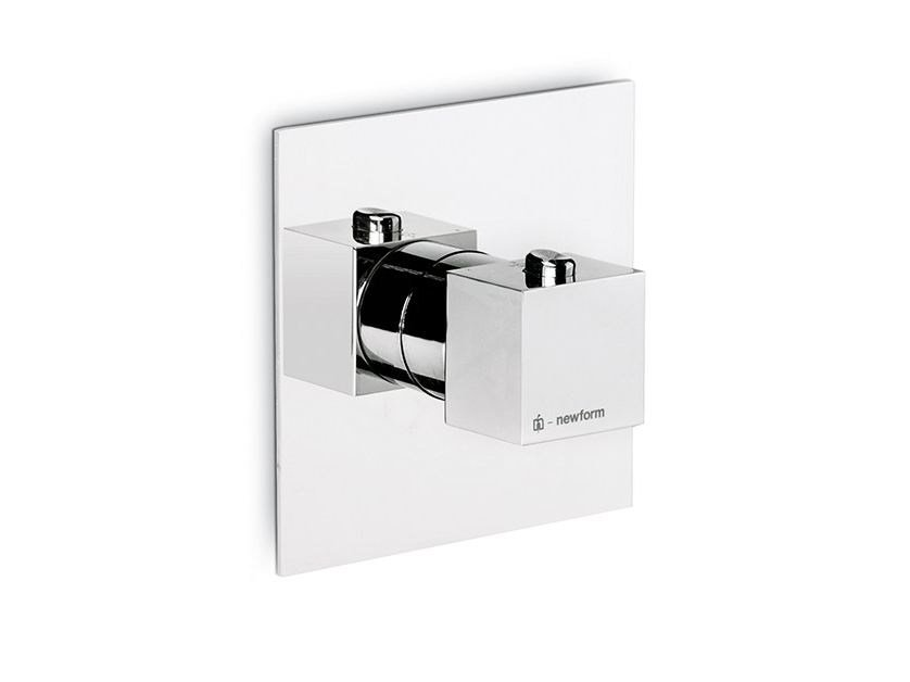 Thermostatic thermostatic shower mixer CLASS-X | Thermostatic shower mixer - NEWFORM