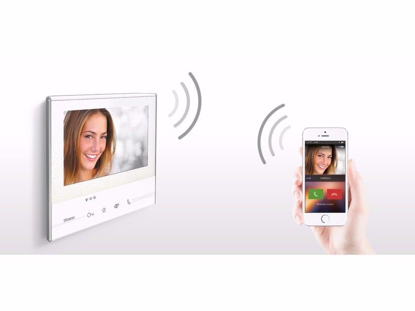 Videocitofono connesso CLASSE 300X by BTICINO