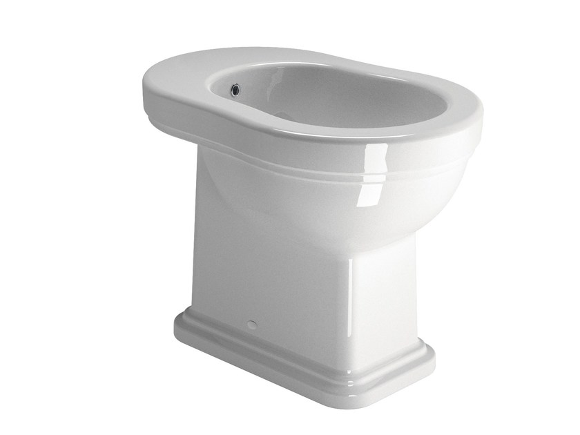 Ceramic bidet CLASSIC 54 | Bidet - GSI ceramica