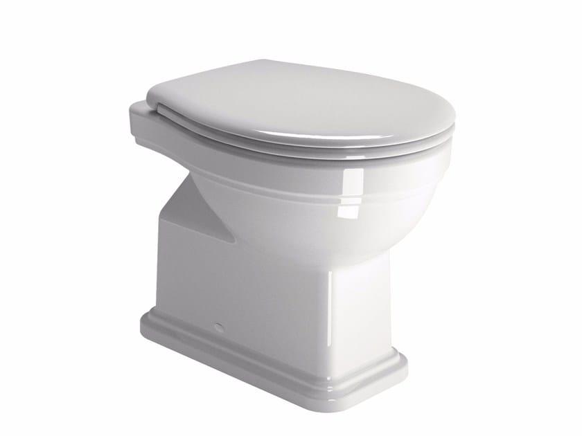 Ceramic toilet CLASSIC 54 | Toilet - GSI ceramica