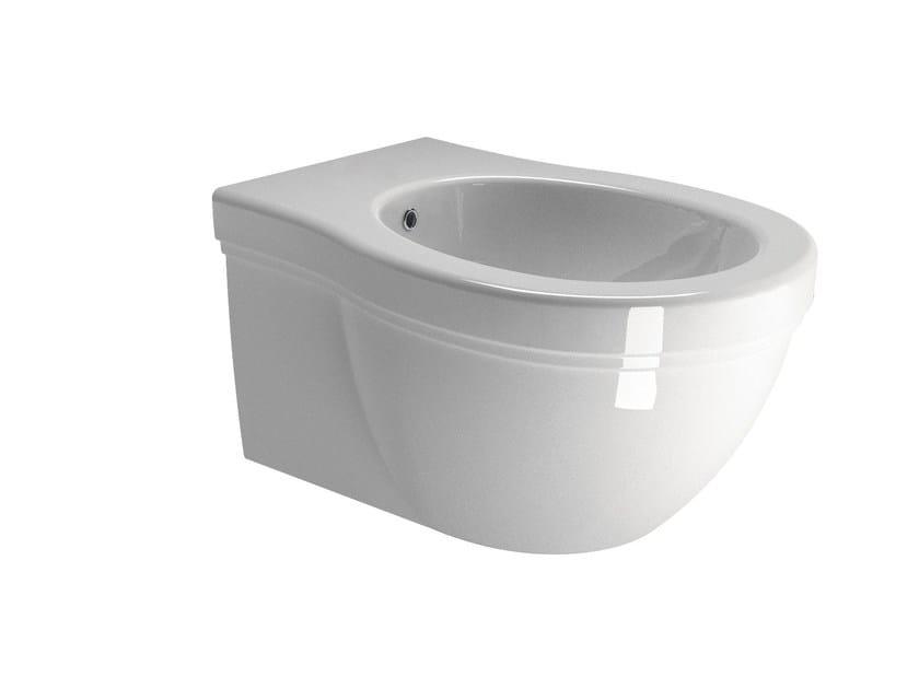 Wall-hung bidet CLASSIC 55 | Bidet - GSI ceramica