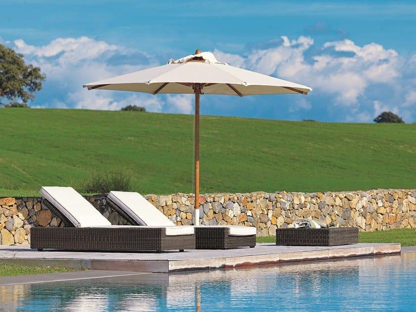 Round Garden umbrella CLASSIC | Round Garden umbrella - Ethimo