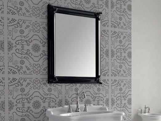 Rectangular framed mirror CLASSICA - Hidra Ceramica