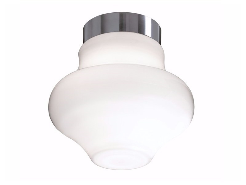 Blown glass ceiling light CLASSICI by Fabbian