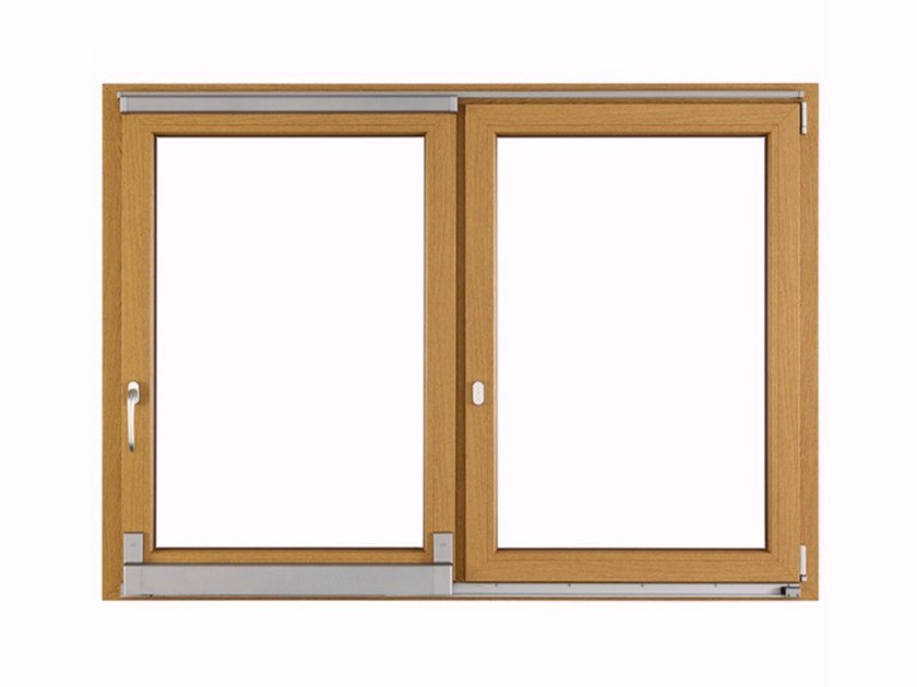 PVC top-hung window CLIMATEK PLUS - FOSSATI PVC