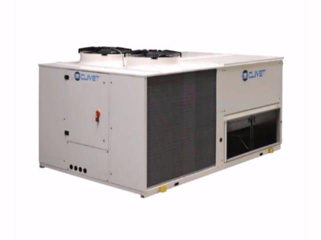 Air handling unit CLIVETPACK²CSRT-XHE2 CSRN-XHE2 15.1-45.2 - Clivet