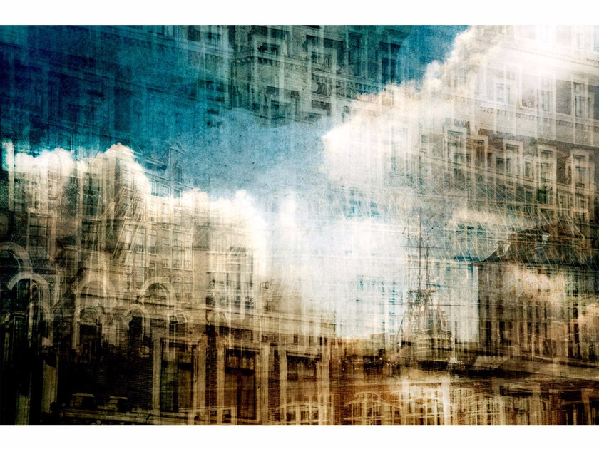 Photographic print CLOUD BURST - FINE ART PHOTOGRAPHY by 99 Limited Editions