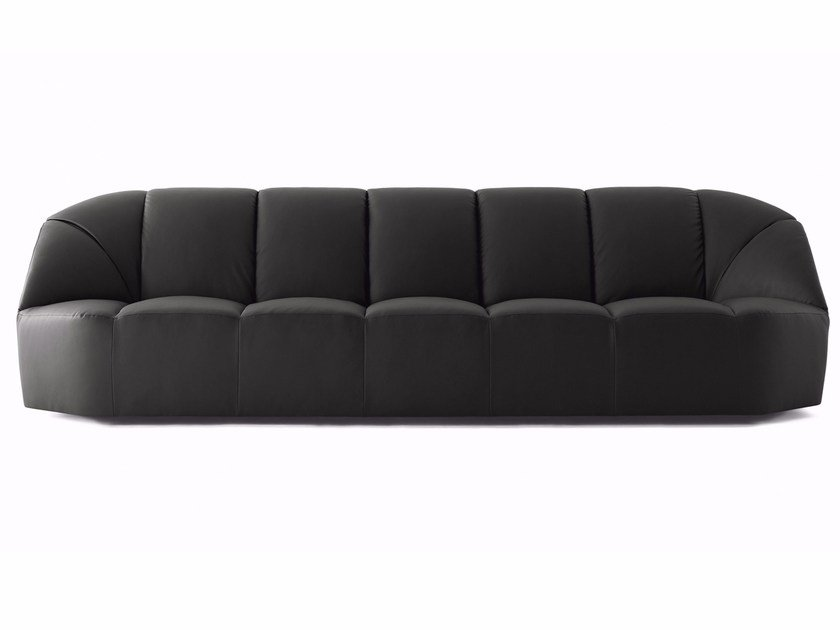 Leather sofa CLOUD | Sofa by Gallotti&Radice