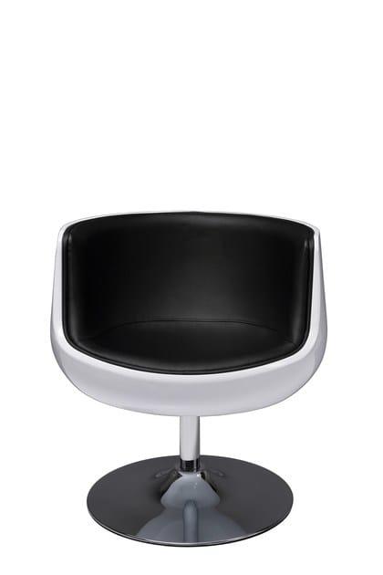 Swivel upholstered easy chair CLUB 54 - KARE-DESIGN