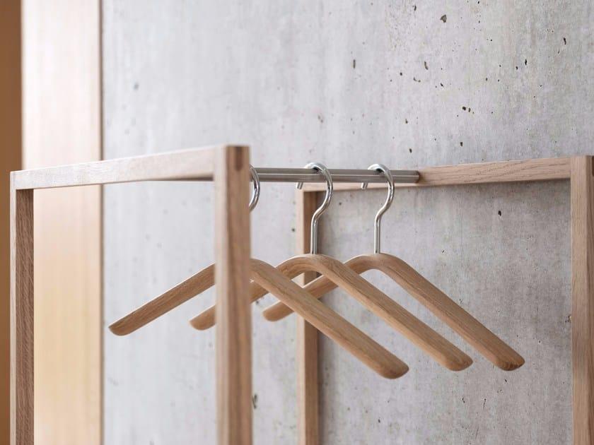Wooden clothes hanger COAT HANGER 0121 - Schönbuch