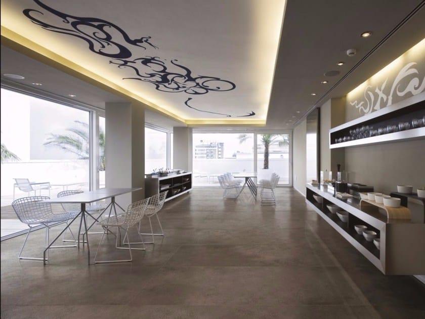 Pavimento in gres porcellanato per interni ed esterni COFFEE TRUTH | Pavimento - FMG Fabbrica Marmi e Graniti