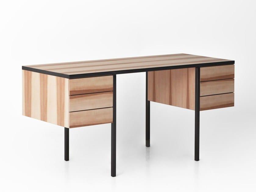 Rectangular writing desk COLLECTOR - Porro