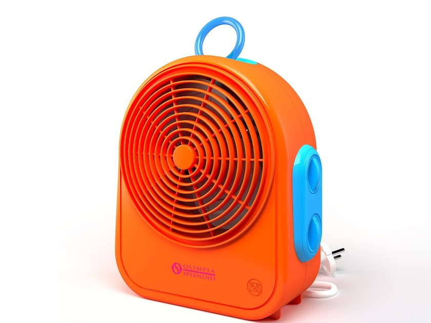 Heater fan COLOR BLAST - OLIMPIA SPLENDID GROUP