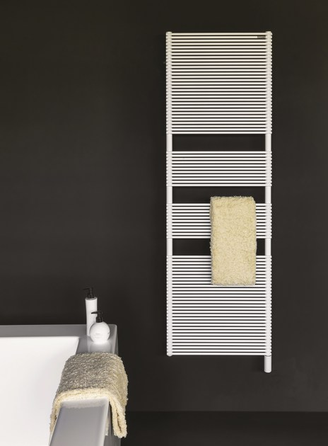 Vertical wall-mounted towel warmer COLOR_X | Vertical towel warmer - Tubes Radiatori