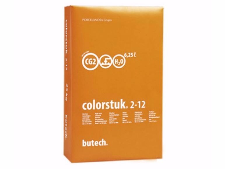 Flooring grout COLORSTUK 2-12 - Butech