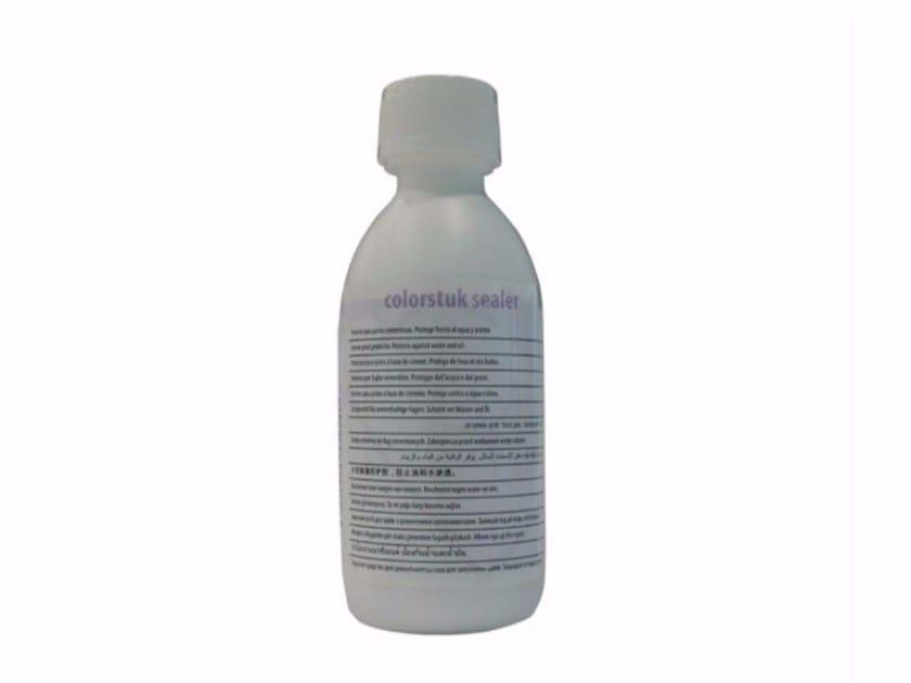 Protettore idrofugo incolore per fughe a base di cemento COLORSTUK SEALER - Butech