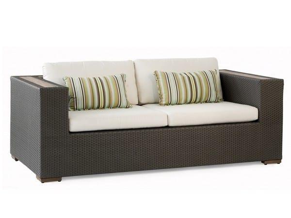 2 seater garden sofa COLTRANE | 2 seater sofa - 7OCEANS DESIGNS