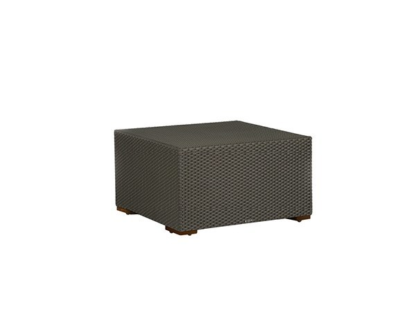 Square coffee table COLTRANE | Garden side table - 7OCEANS DESIGNS