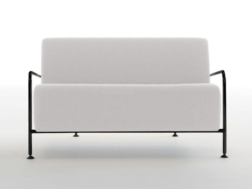 2 seater sofa COLUBI   Sofa by Viccarbe