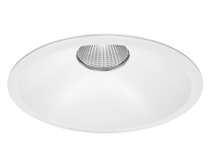 Faretto a LED rotondo in alluminio da incasso COMFORT XL - LED BCN Lighting Solutions