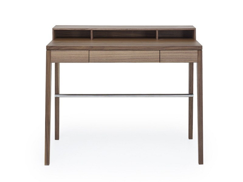 Wooden secretary desk PACTUS by MINT FACTORY