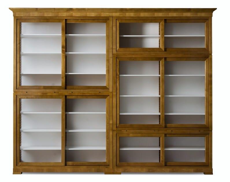 Libreria modulare modulo biedermeier libreria morelato - Mobili biedermeier ...