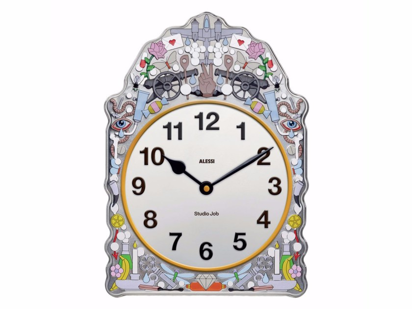 Table-top clock COMTOISE - ALESSI