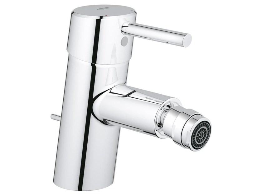 Countertop single handle bidet mixer with swivel spout CONCETTO SIZE S | Bidet mixer - Grohe