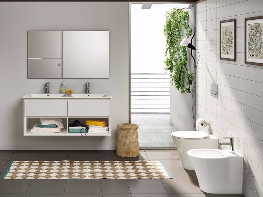 Badezimmerausstattung  CONNECT AIR | Badezimmer-Ausstattung By Ideal Standard Design ...