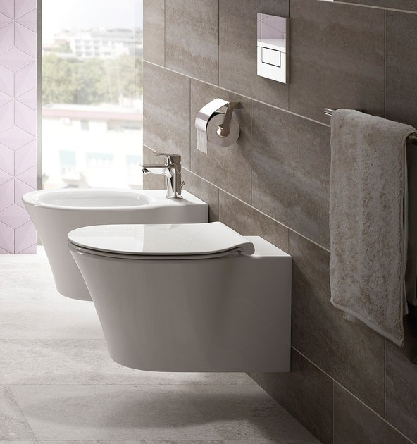 Connect Air Arredo Bagno Completo By Ideal Standard Design Robin Levien