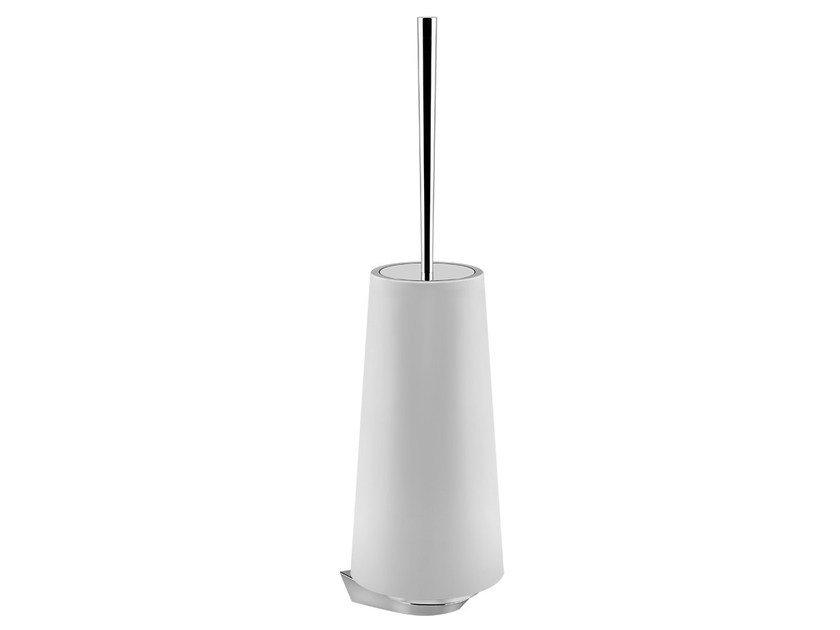 Wall-mounted toilet brush CONO ACCESSORIES 45419 - Gessi