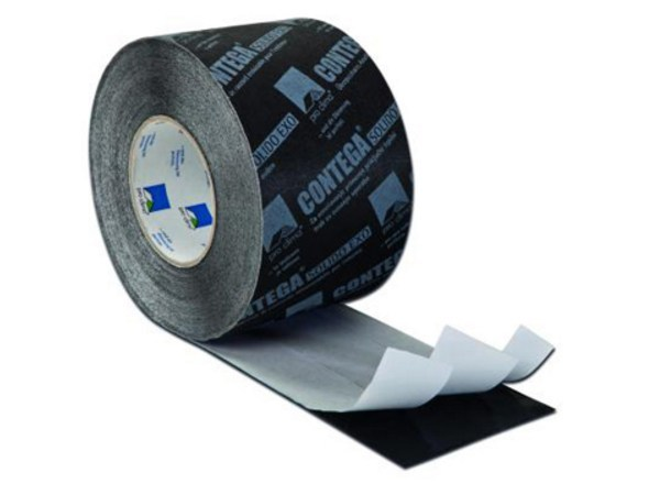 Fixing tape and adhesive CONTEGA SOLIDO EXO - pro clima®