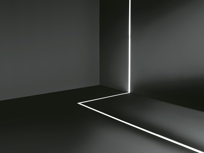 Linear lighting profile for LED modules CONTINUOS LINE by SIMES