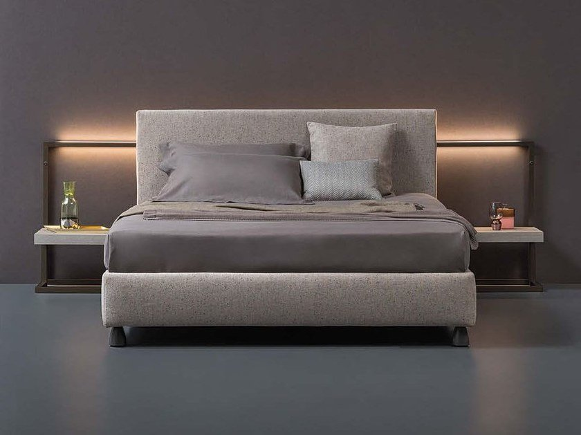 Headboard for double bed CONTINUUM | Headboard by Natevo