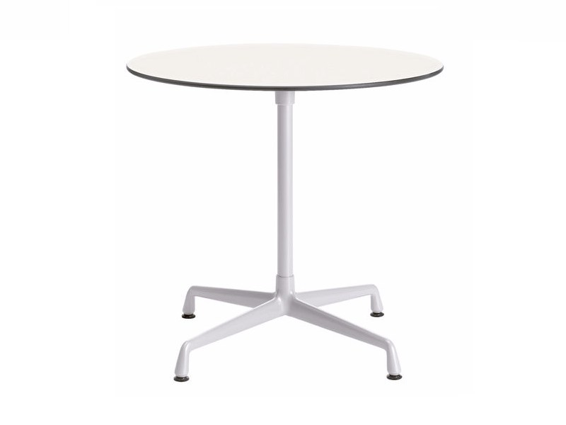 Round contract table CONTRACT TABLE ROUND by Vitra
