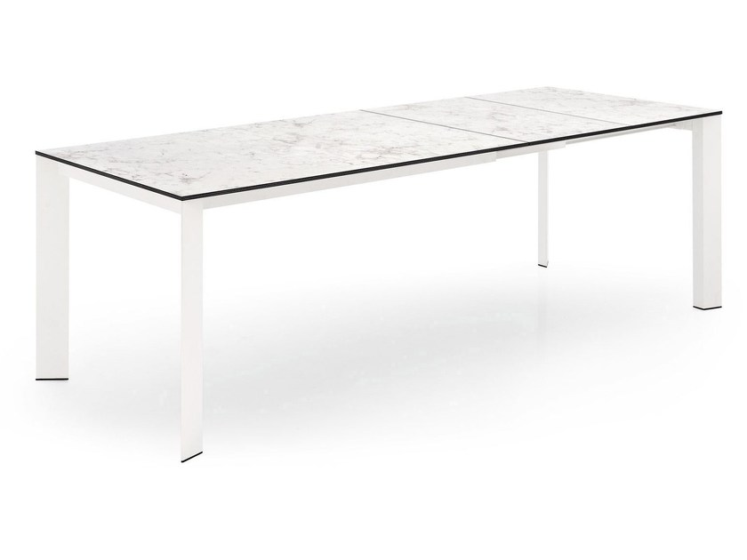 Extending rectangular table CONVOY - Calligaris