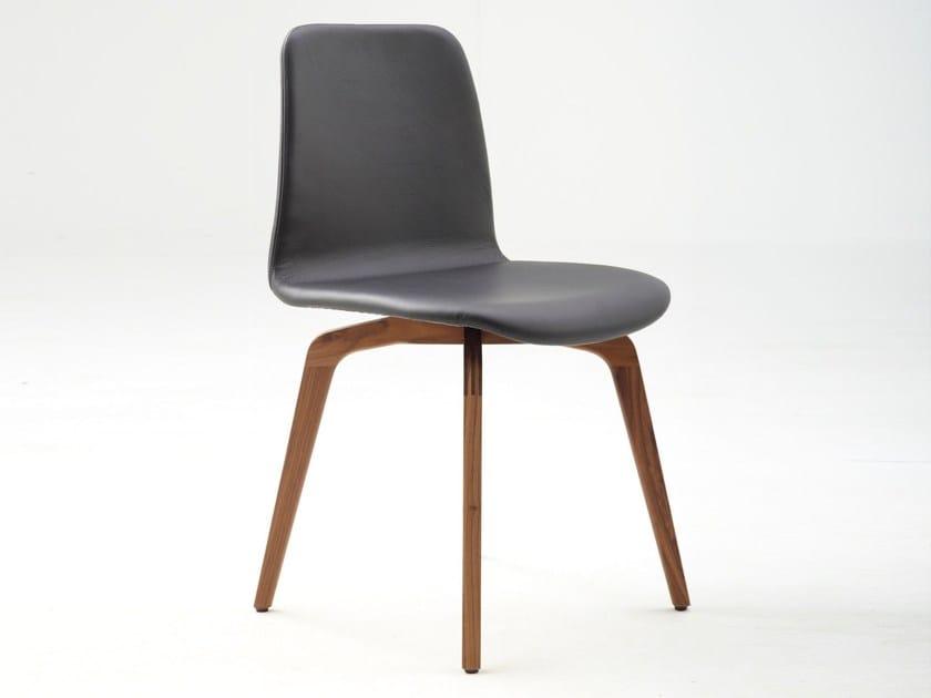 Leather chair COPILOT CHAIR - dk3