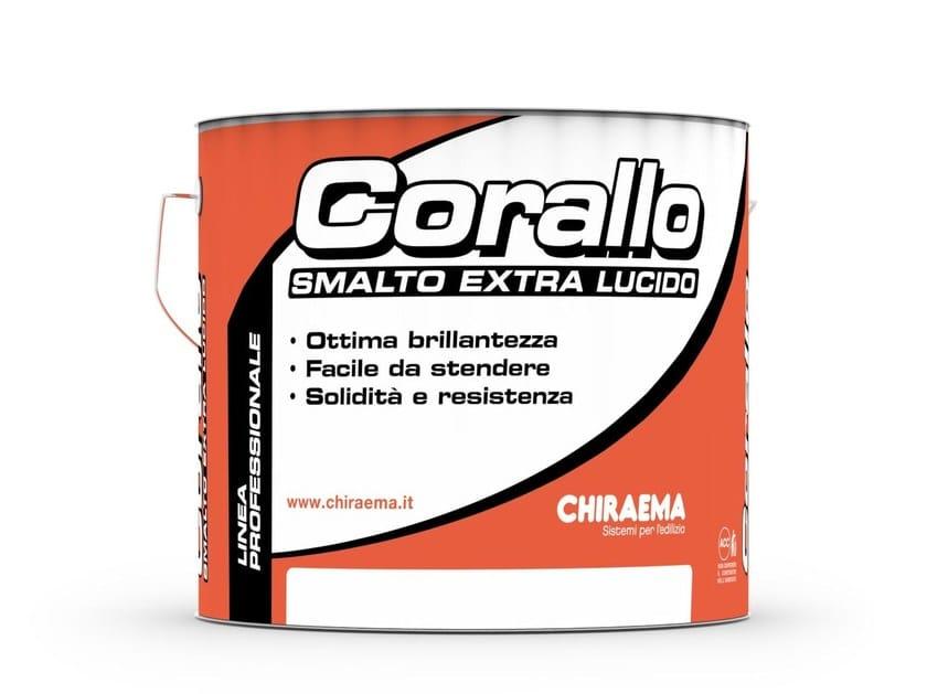 Enamel CORALLO - CHIRAEMA