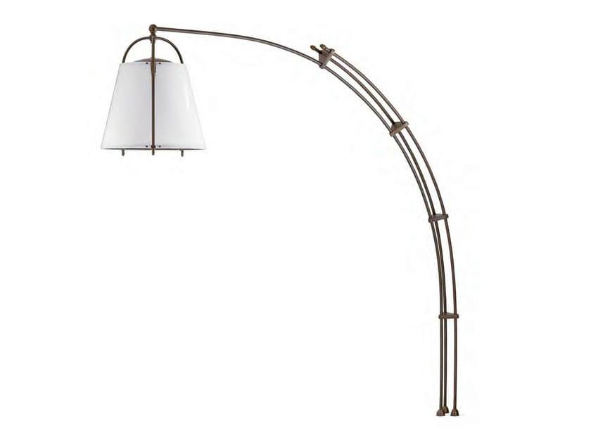 Brass Floor lamp CORBEZZOLO - Aldo Bernardi