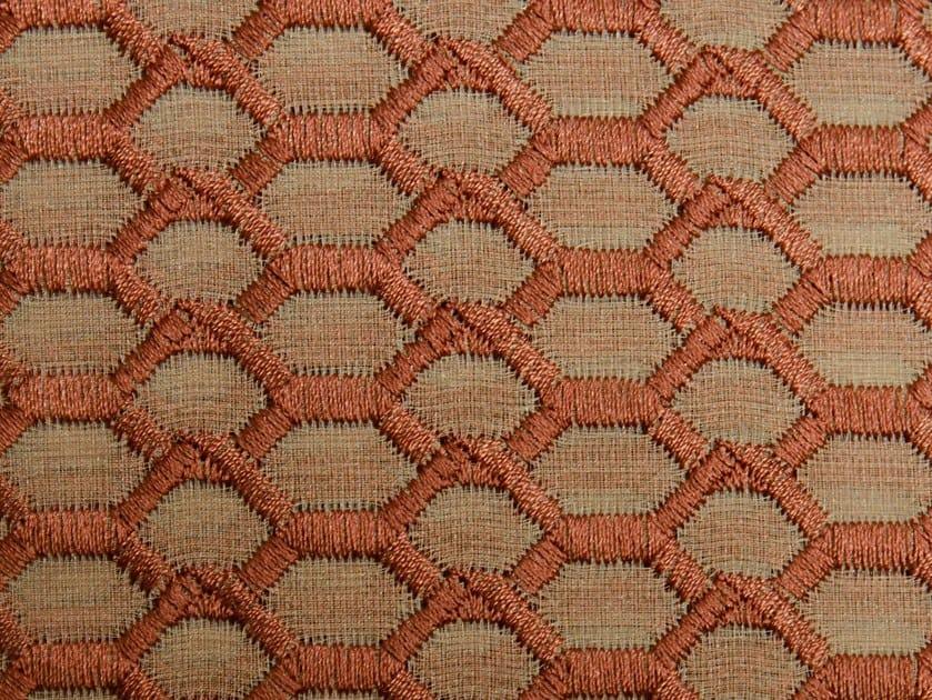 Tessuto lavabile in poliestere per tende CORD by Aldeco