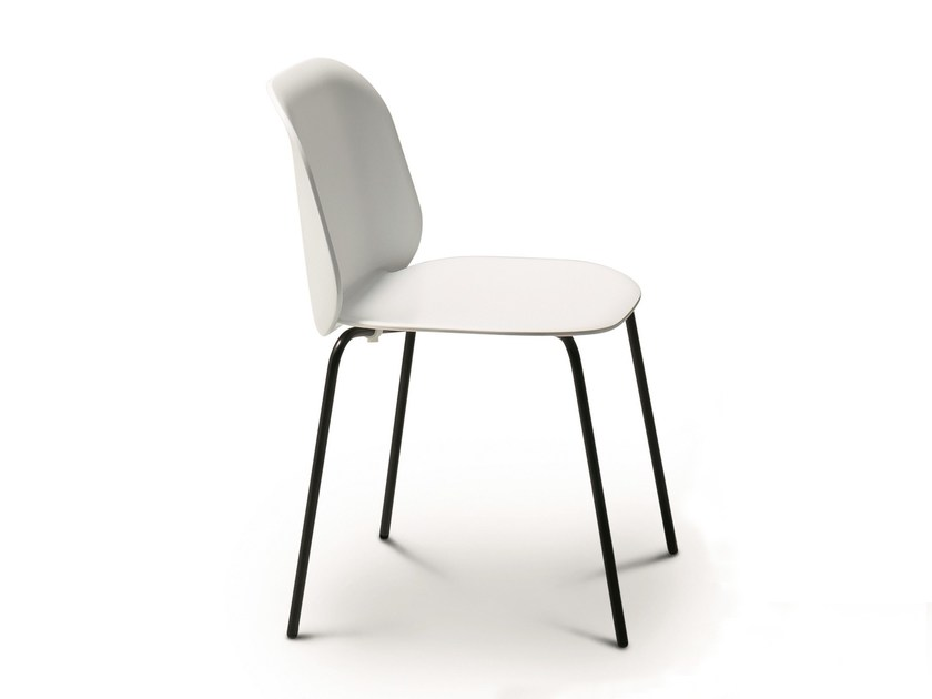 Sedia in poliuretano COROLLE   Sedia in poliuretano - arflex