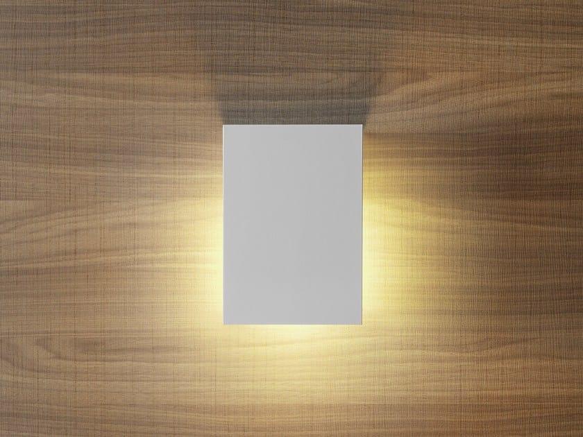 Metal wall light CORRUBEDO | Wall light by FontanaArte